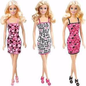 Muñeca Barbie Basicas- Originales Mattel