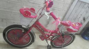 Vendo Bici Casi Nueva Rodado16
