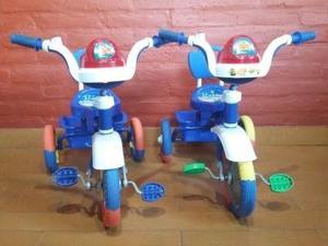 Vendo triciclos con luz y sonido