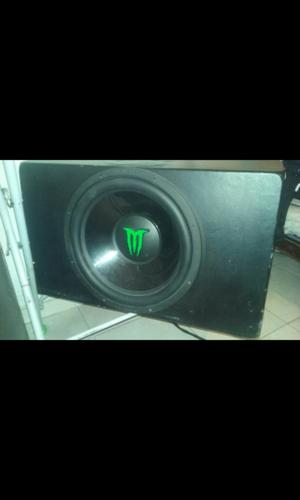 Vendo woofer en buen estado