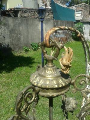 Vendo lamparas de pie ara as paran posot class - Lamparas de arana antiguas ...