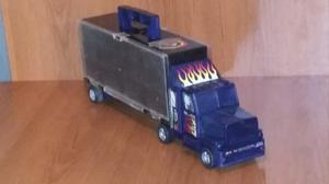 camion porta autitos de coleccion