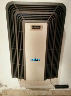vendo calefactor eskabe