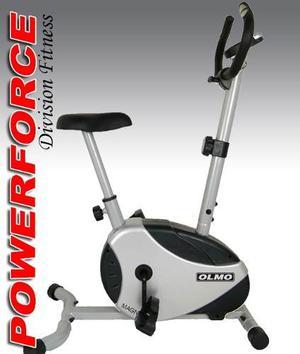 Bicicleta Fija Magnetica Olmo 88 Con Pulso Local Powerforce