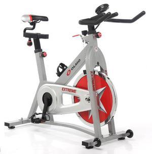 Bicicleta Spinning Indoor Olmo 64 P.fijo Envio Caba Gratis