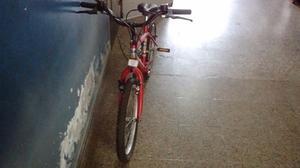 Bicicleta con cambio en buen estado
