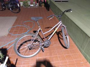 Bicicleta de mujer rodado 26