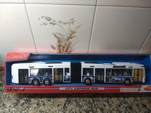 Colectivo Articulado Micro Juguete Bus