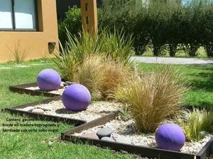 Diseño de jardines - Paisajismo en zona sur -