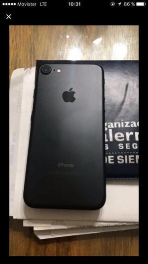 Iphone 7 32 GB Libre de icloud y liberado