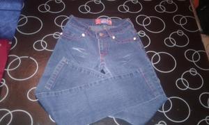 Jeans de nena c/u