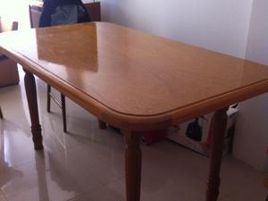 Mesa trampa y cuatro sillas posot class for Comedor cuatro sillas
