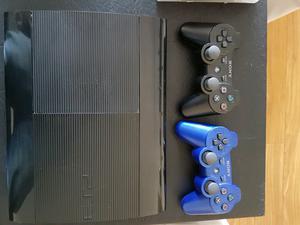 PS3 PlayStation 3 Slim 250 Gb LEER!
