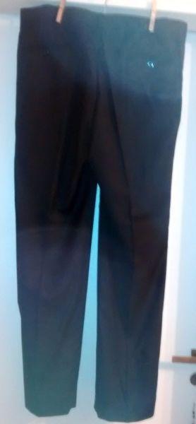 Pantalon Negro De Vestir De Hombre, Talle 48, Se Uso Una