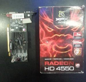 Placa De Video Xfx Ati Radeon Hd  Usada La Plata