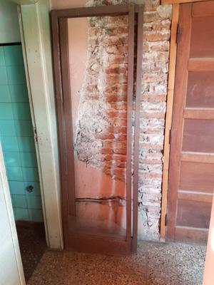 Puertas balcon de hierro sin marco posot class for Puertas balcon usadas