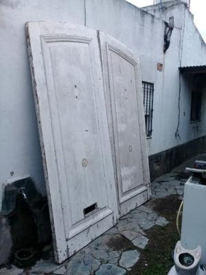 VENDO PORTON ANTIGUO