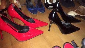 Vendo lote de 30 zapatos divinos baratos