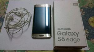 Vendo samsung Galaxy s6 edge 32gb impecable