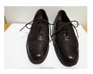 Zapatos de cuero. American Pie. Numero 38.