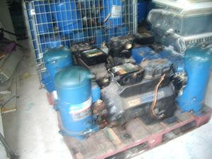 coperland motocompresor semihermetico