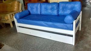Divan cama 1 plaza carro carrito posot class for Cama divan 90
