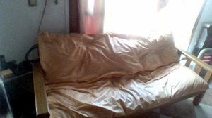 vendo sillon cama de 2 plazas