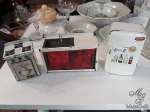 Antiguo juego boingo bol cl sico juguete posot class for Heladera y cocina juntas