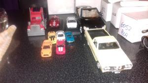 Autos en escala