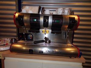 Cafetera comercial express San Marcos Italiana...