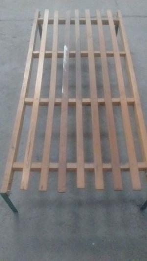 Cama turca madera 1p
