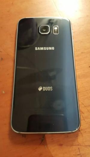 Celular Samsung S6 64GB dual sim - LIBRE - USADO