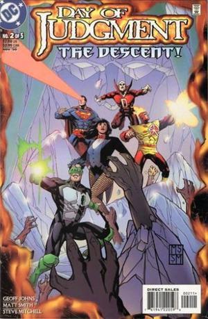 Day of Judgement nº2, DC comics, en inglés. part 2 of 5.