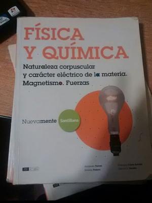 FISICA Y QUIMICA - NUEVAMENTE SANTILLANA - 2°AÑO