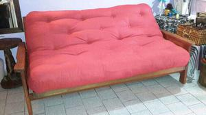 Vendo futon con colchon de resortes ene xcelente posot class for Colchones de futon