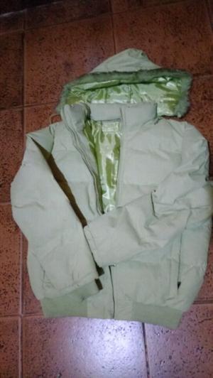 Liquido campera de abrigo