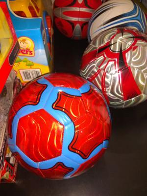 Pelotas Futboll $199 y muchas ofertas mas