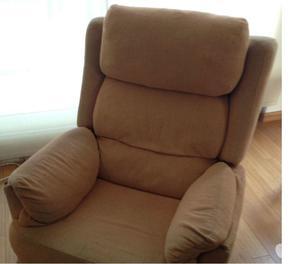 Sofa Cama C Colchon Respaldo Reclinable Posot Class