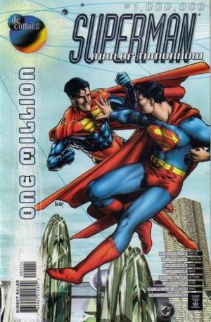 Superman man of tomorrow, nº One Million, .
