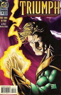 Triumph nº 3, DC Comics, en inglés, de agosto de .
