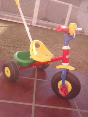 Vendo triciclo Rondi.