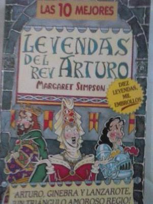 las leyendas del rey arturo