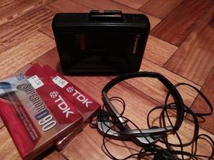 venta de grabador periodista con accesorios