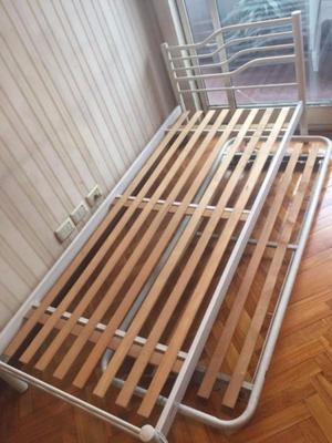 Cama de hierro 1 plaza