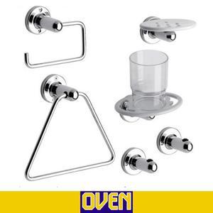 Vendo kit accesorios para ba o recoleta posot class for Kit de accesorios para bano