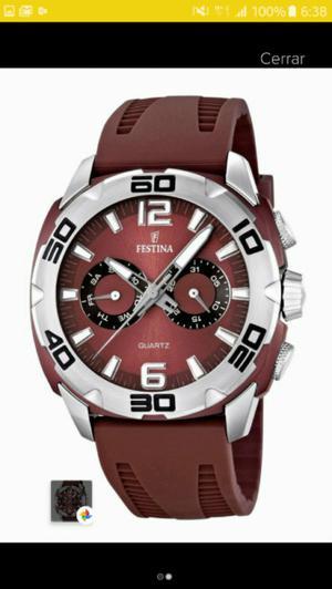Reloj pulsera FESTINA...