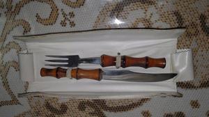 Set Cuchillo y Tenedor