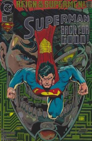 Superman Nº 82, Dc Comics, Reign of Supermen Saga. En