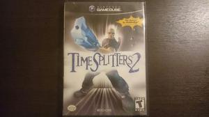 Time Splitters 2 - Gamecube - Usado En Buen Estado
