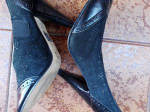 Zapatos de taco alto hermosisimos
